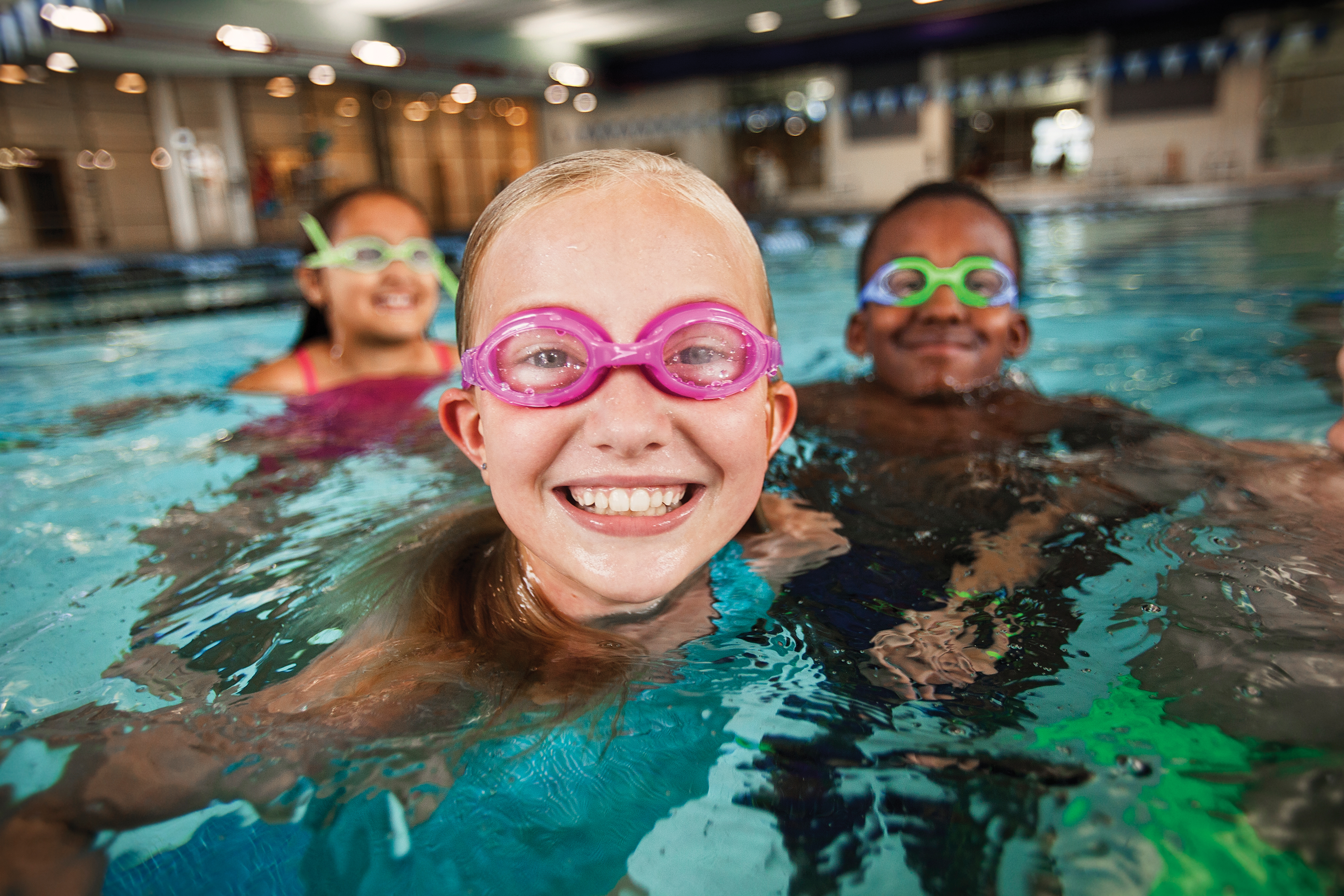 Princeton family ymca youth development healthy living for Garden city ymca pool schedule