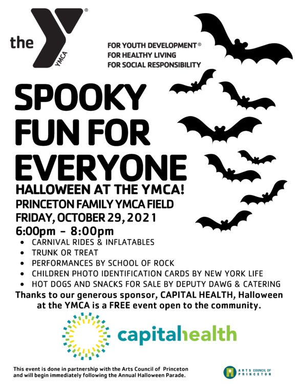 Halloween at the Y - Presented by Capital Health @ Princeton Family YMCA | Princeton | New Jersey | United States